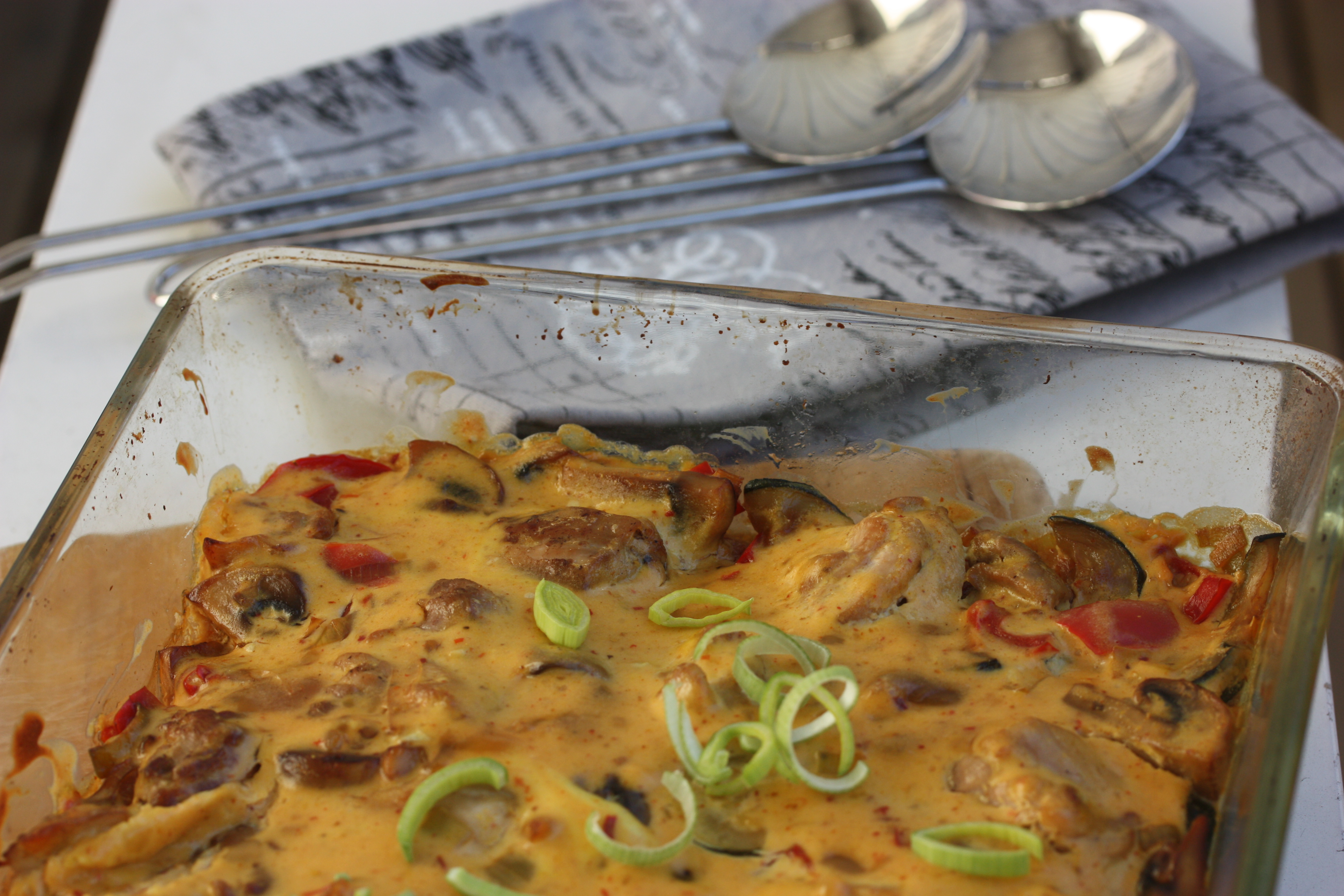 kald saus med kapers og bladpersille